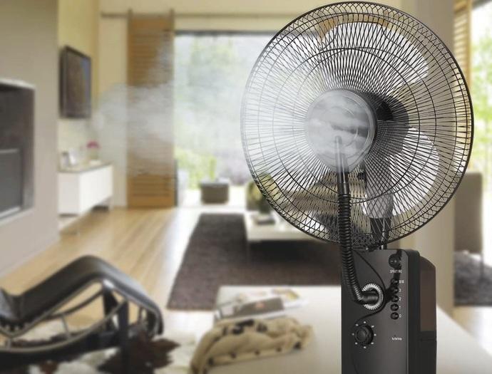 ventilateur-brumisateur-690x525 - Acheter un ventilateur brumisateur : lequel choisir?